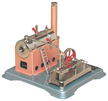 Models Of Steam Engines & Accessories