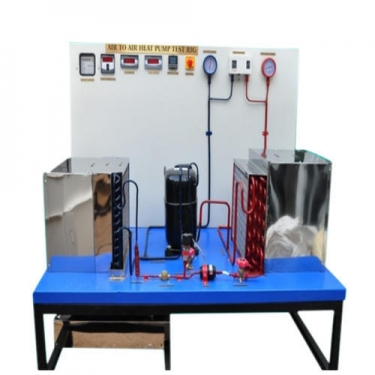Refrigeration & Air conditioning Lab Equipment