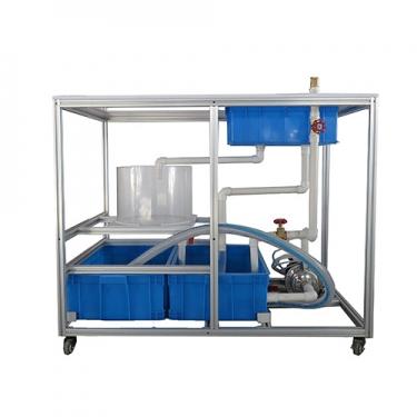 Hydraulics Fluid Mechanics Training System