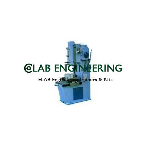 Heavyduty Geared Slotting Machine