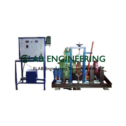 Diesel Engine Test Bed