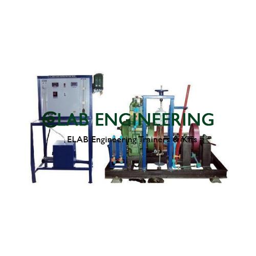Diesel Engine Test Bed