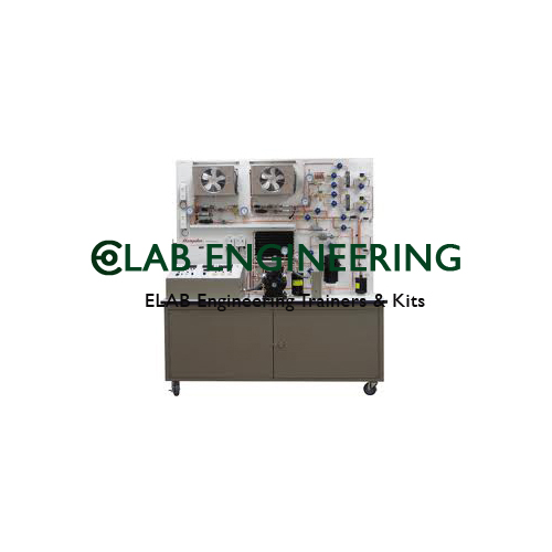 Basic Cycle Refrigeration Trainer Data Acquisition