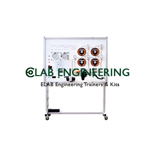 ABS Braking System Training Board