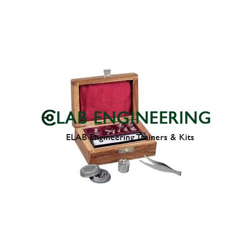 Analytical Weight box (Brass)