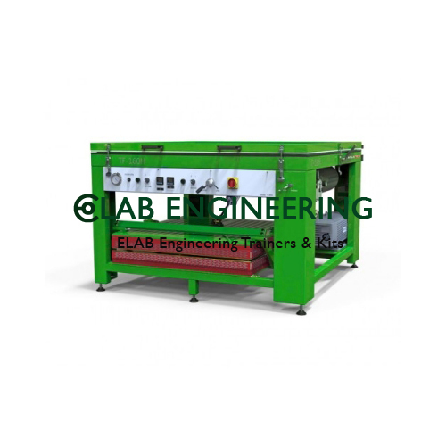 Thermo Forming Membrane Press