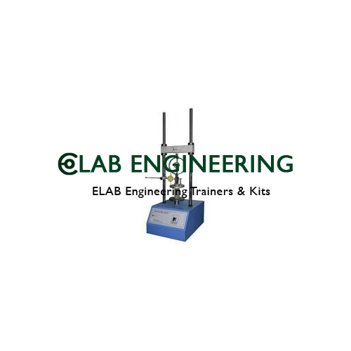Unconfined Compression Test Apparatus (Proving Ring Type)