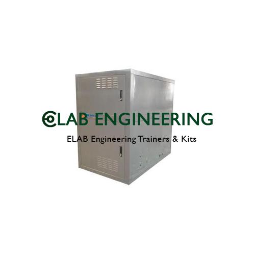 Gas Heated Absorption Refrigeration Unit