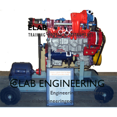 Motor Car Engine Petrol
