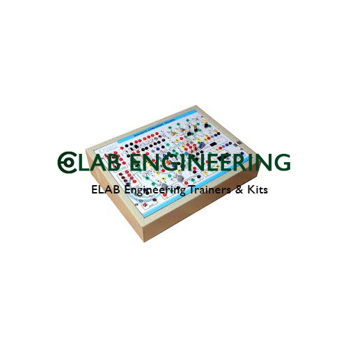 Discrete Basic Power Electronics Trainer