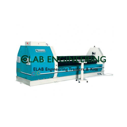 Pre Pinch Cum Pyrmid Type Plate Rolling Machine