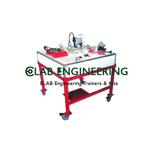 Anti-Locking Braking System Trainer