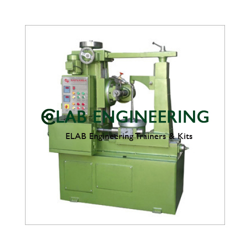 Universal Gear Hobing Machine