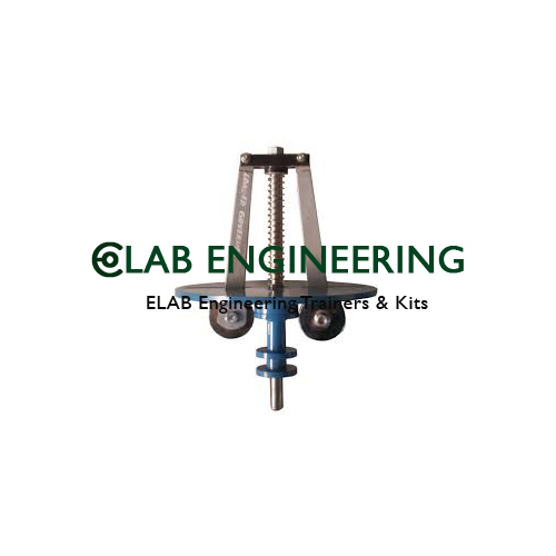 Model of Drop Valve Steam Engine
