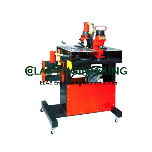Automatic Power Operated Pipe Bending Machine