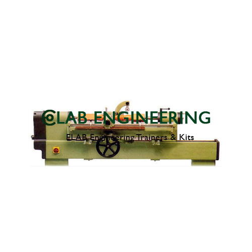 Wood Turning Lathe Bench Model