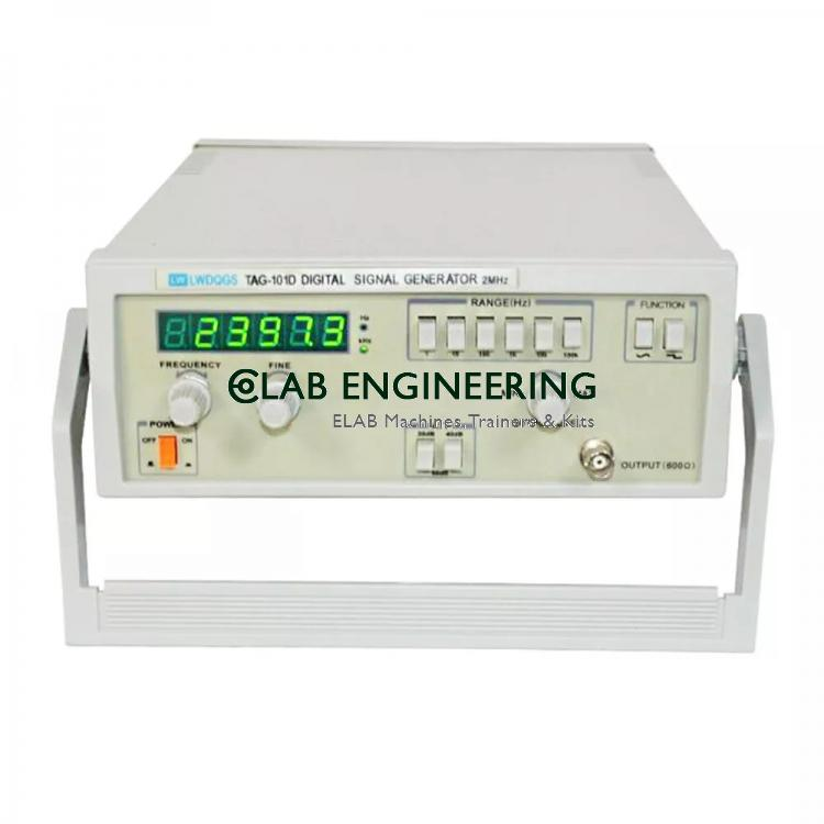 150 MHz RF Signal Generator