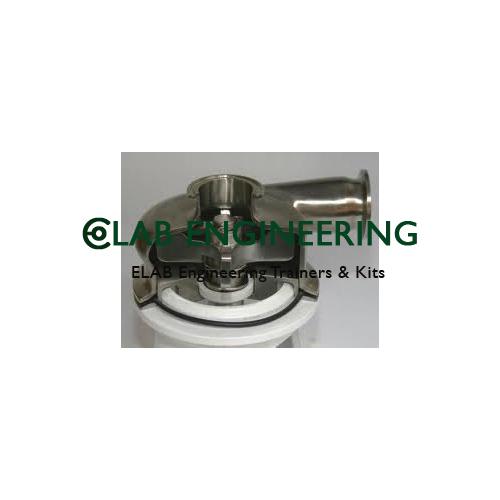 Cutaway Model Centrifugal Pump