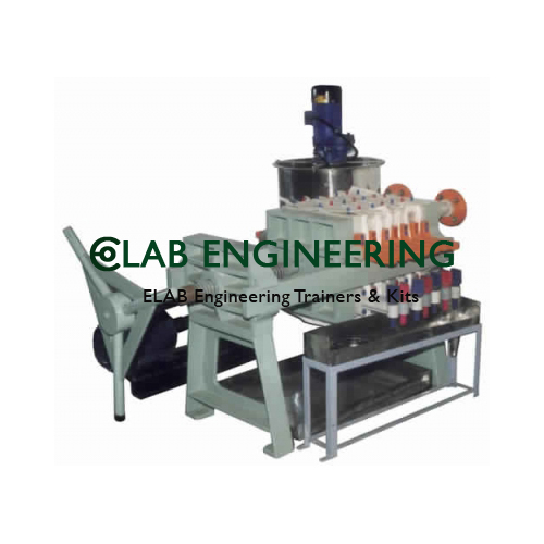 Mechanical Operation Lab Equipments