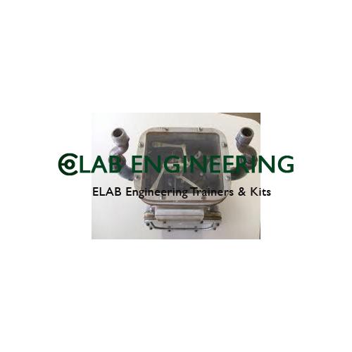 Cutaway Model Gas Meter