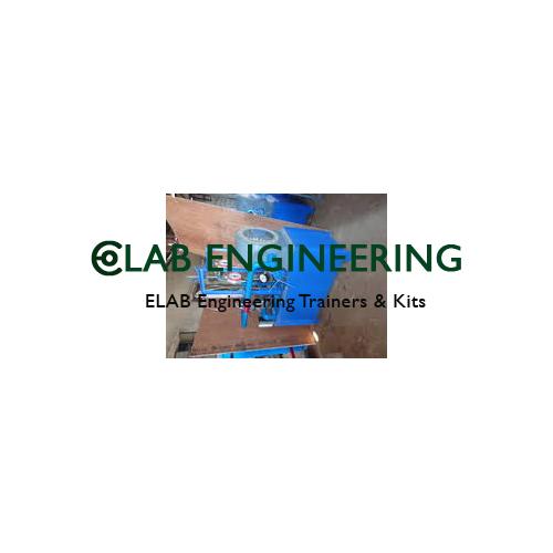 Reciprocating Pump Test Rig  D.C. Motor