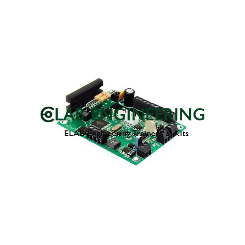 Stepper Motor Controller Interface Card