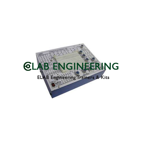 Power Electronic Lab Training Modules