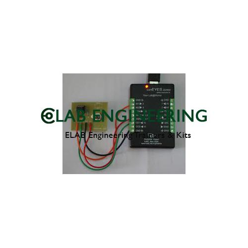 Monostable Multivibrator Using 555