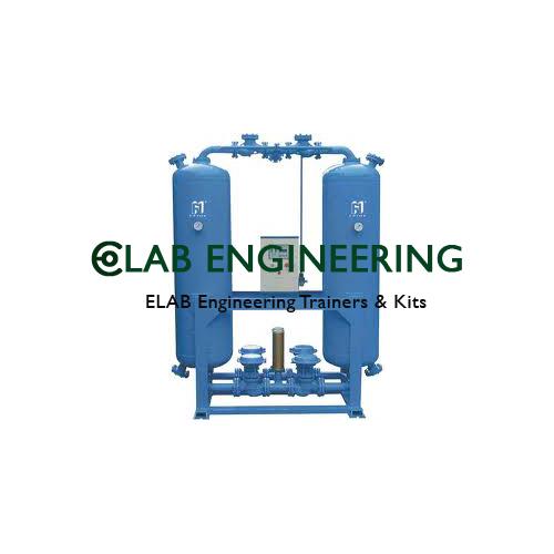 Adsorptive Air Drying