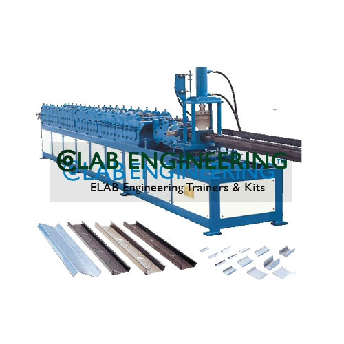 Roll Forming (Shelter Rolling Machine)