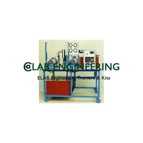 Reciprocating Pump Test Rig A.C. Motor
