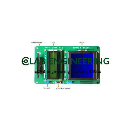 LCD Display Interface Card