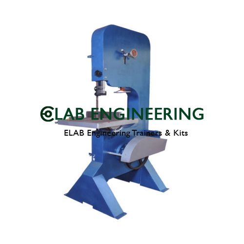 Wood And Metal Cutting Bandsaw Machine