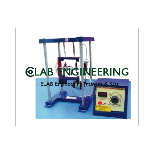 Theory of Machines Laboratory Instruments