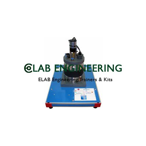Chemical Reactors Trainer