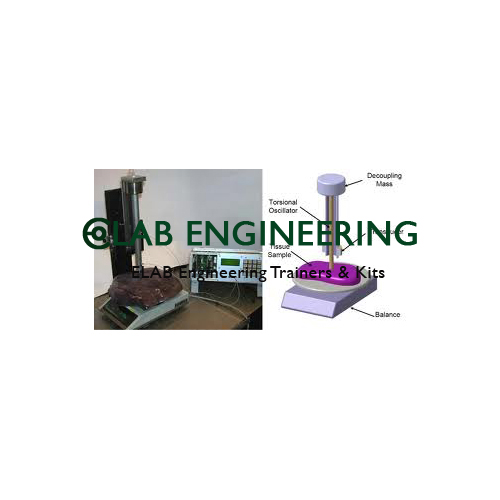 Free and Damped Torsional Vibrations