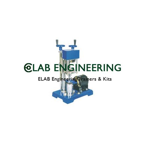 Laboratory Vane Shear (Motorised)