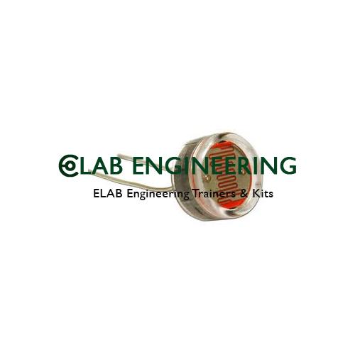 Light Dependent Resistance (LDR)