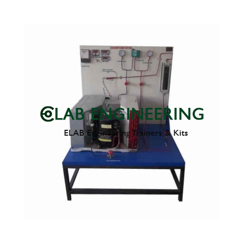 Refrigeration and Air Conditioning Lab Equipments