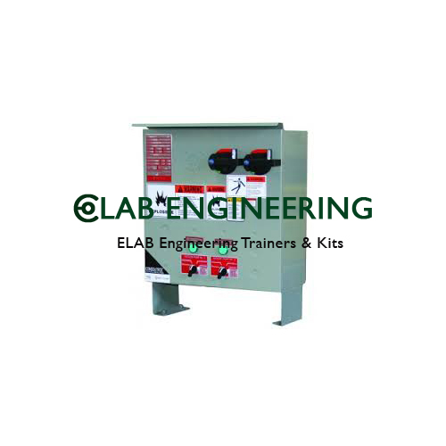 Domestic Heating System Control Training Panel