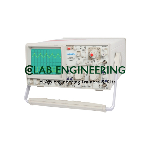 30 Mhz Dual Trace Oscilloscope