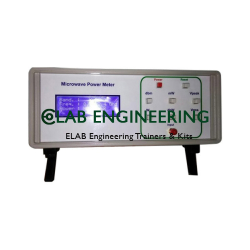 Microwave RF Power Meter