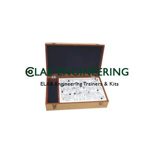 Frequency Shift Key Modulation And Demodulation Kit