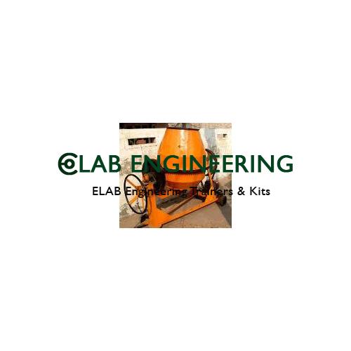 Concrete Mixer (Laboratory)