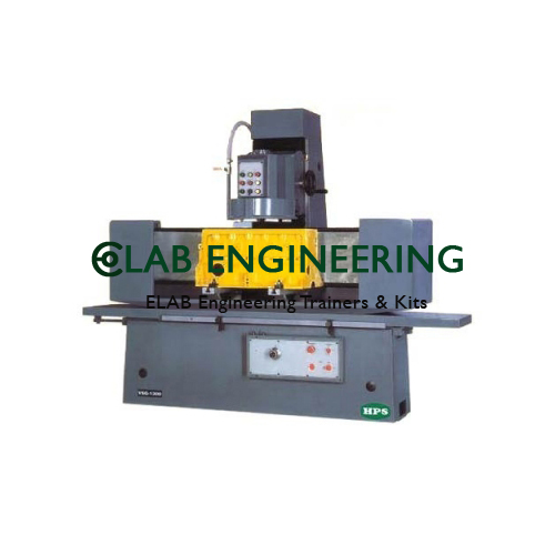 Vertical Head Block Surface Grinder Machine
