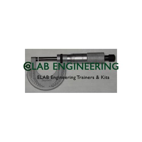 Micrometer Contract on Gauge