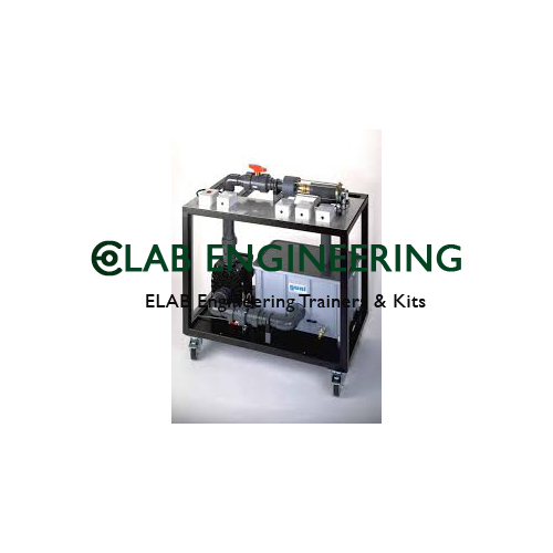 Axial-Flow Reaction Turbine Demonstrator