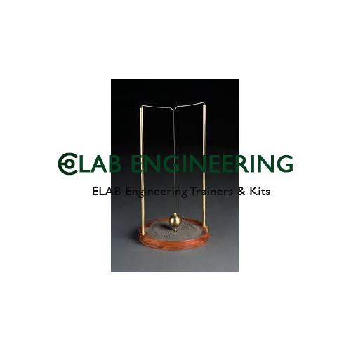 Bar Pendulum or Compound Pendulum