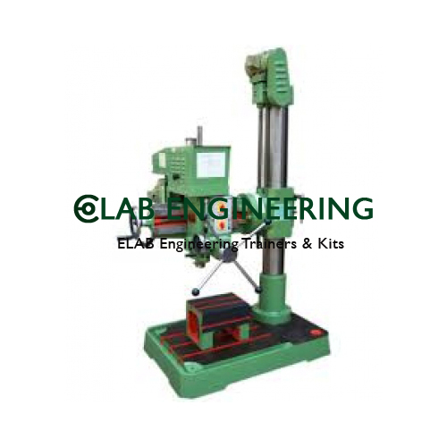 25 MM Radial Drill