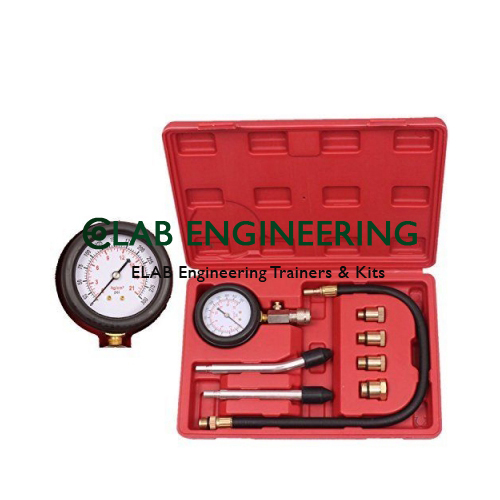 Cylinder Compression Tester For Petrol Engine